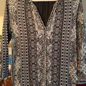 Lucky Brand size small long dress